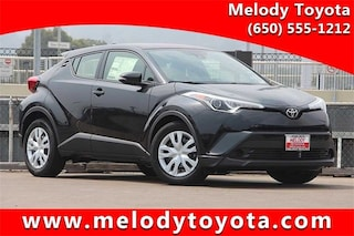 New 2019 Toyota C-HR LE SUV in Easton, MD