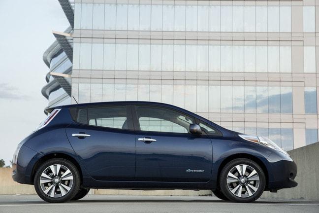 New Nissan Leaf dealer near Clarksville TN