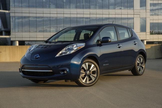 New Nissan Leaf dealer near Nashville TN