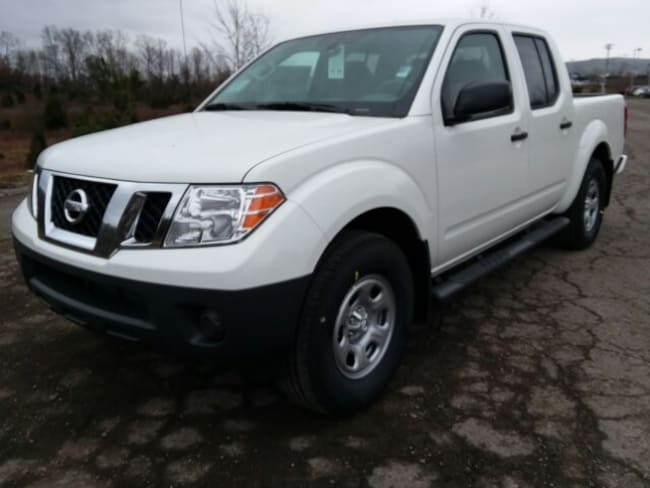 New 2019 Nissan Frontier Crew Cab 4x4 Sv Automatic Truck At Nissan