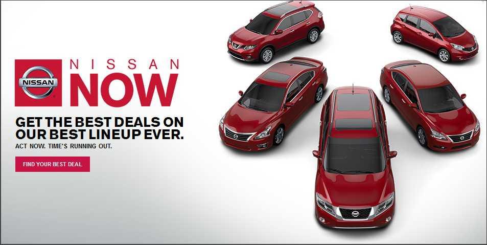 Nissan Dealer Serving Nashville TN