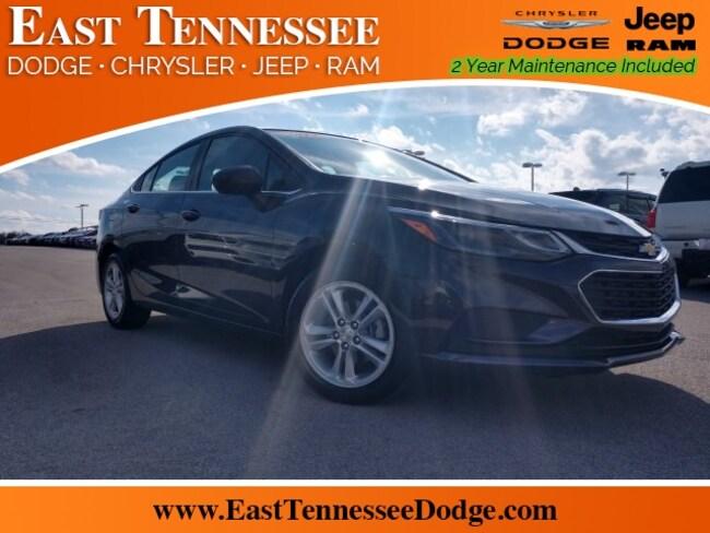 Used 2017 Chevrolet Cruze LT Sedan 1G1BE5SM4H7229624 for sale near Chattanooga