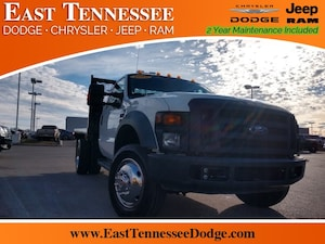 2009 Ford F-550 Chassis XL