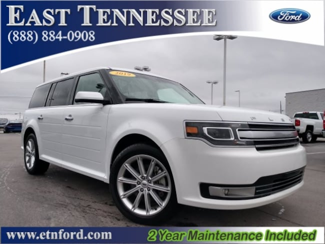 Used 2019 Ford Flex Limited SUV 2FMHK6D83KBA04315 for sale near Chattanooga