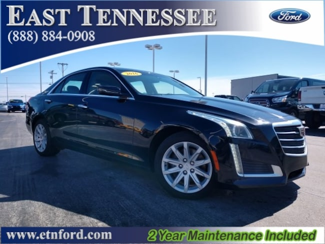 Used 2016 CADILLAC CTS 2.0L Turbo Sedan 1G6AW5SX2G0115982 for sale near Chattanooga
