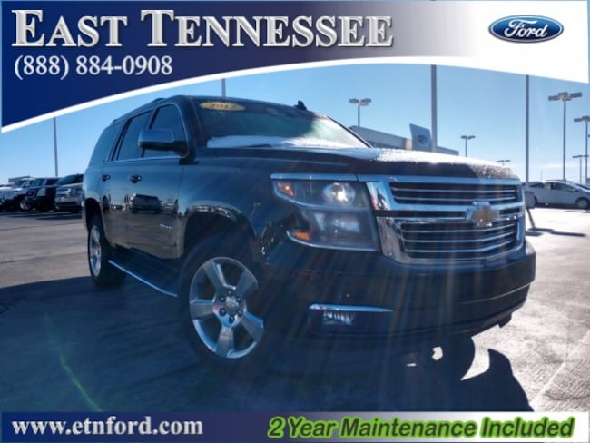 Used 2015 Chevrolet Tahoe LTZ SUV 1GNSCCKC7FR520524 for sale near Chattanooga