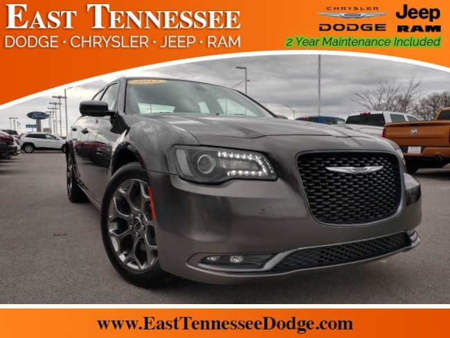 Used 2015 Chrysler 300 S Sedan 2C3CCAGG5FH899539 for sale near Chattanooga