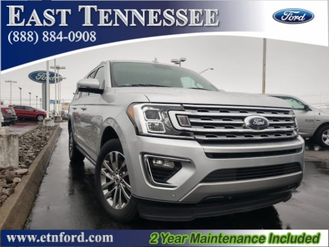 Used 2018 Ford Expedition Max Limited SUV 1FMJK1KT2JEA24876 for sale near Chattanooga