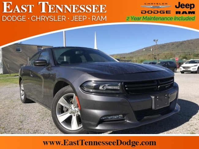 Used 2018 Dodge Charger SXT Sedan 2C3CDXHG0JH143687 for sale near Chattanooga