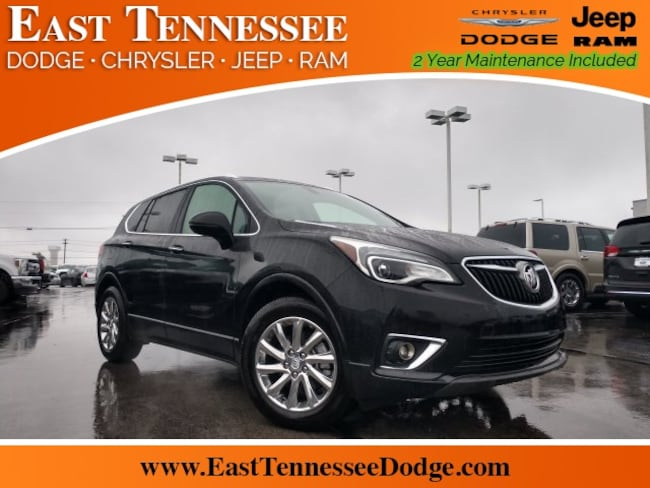 Used 2019 Buick Envision Essence SUV LRBFXCSA9KD021467 for sale near Chattanooga