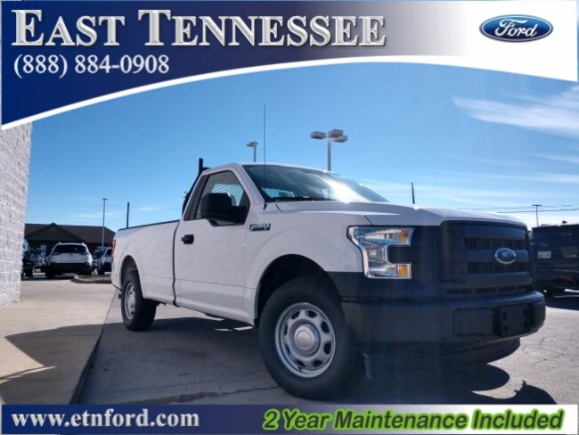 Used 2017 Ford F-150 XL Truck Regular Cab 1FTMF1C86HKC36076 for sale near Chattanooga