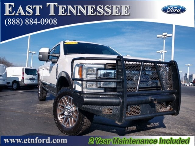 2017 Ford F-250 King Ranch Truck Crew Cab