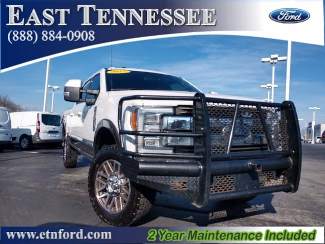 Used 2017 Ford F-250 King Ranch Truck Crew Cab 1FT7W2BT7HEB21042 for sale near Chattanooga