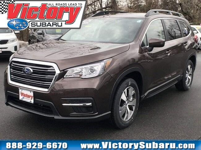 New 2019 Subaru Ascent Premium 8-Passenger SUV in Somerset, NJ