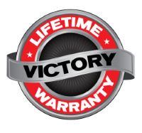 Victory Lifetime Warranty