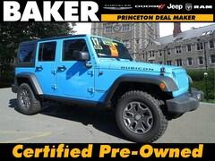2017 Jeep Wrangler Unlimited Rubicon Rubicon 4x4