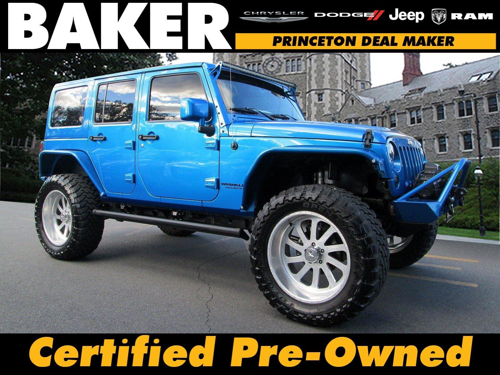 Used 2015 Jeep Wrangler Unlimited For Sale Somerset Nj Mopar Off Road Fog Driving Lights Wiring Kit Compass Patriot 1c4bjwdgxfl589159