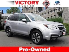 2018 Subaru Forester Premium 2.5i Premium CVT