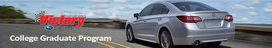 Victory Subaru New Subaru Dealership In Somerset NJ - Subaru graduate program
