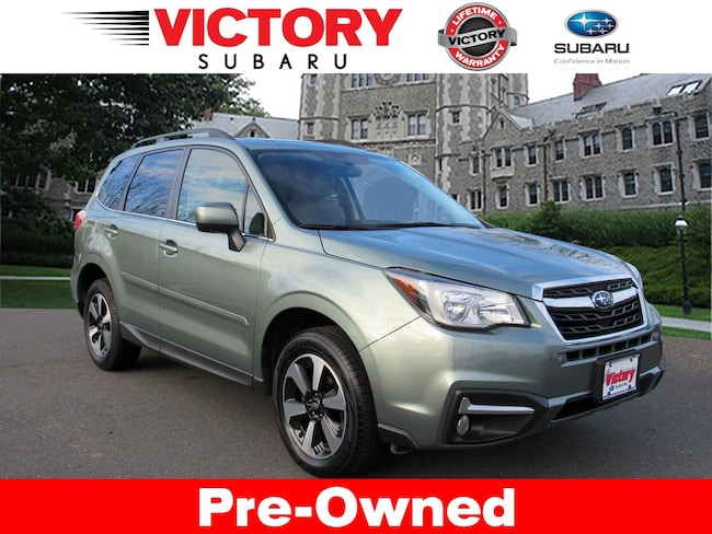 Used 2017 Subaru Forester Limited Limited 2.5i CVT in Somerset NJ