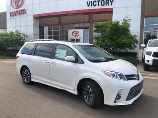 New 2020 Toyota Sienna Limited Premium 7 Passenger Van Passenger Van 5TDYZ3DC9LS030405