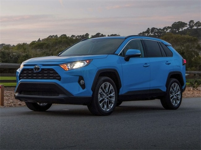 New 2019 Toyota Rav4 1701563 For Sale Near Ann Arbor Detroit