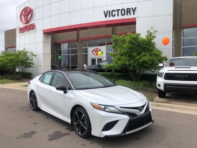 New 2019 Toyota Camry XSE V6 Sedan 4T1BZ1HK8KU028601 4T1BZ1HK8KU028601 for sale near Detroit MI