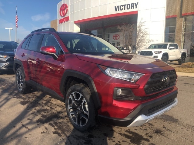 Victory Automotive Group >> New 2019 Toyota Rav4 For Sale At Victory Automotive Group Vin 2t3j1rfv9kw034476