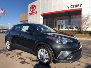New 2019 Toyota C-HR LE SUV NMTKHMBX6KR084987