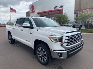 New 2019 Toyota Tundra Limited 5.7L V8 Truck CrewMax 5TFHY5F15KX842321