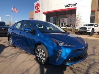New 2019 Toyota Prius Hatchback JTDL9RFU3K3001615