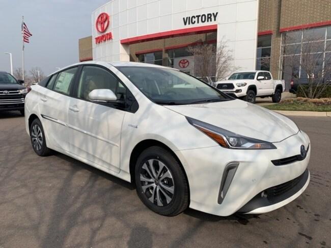 New 2019 Toyota Prius XLE AWD-e Hatchback JTDL9RFU1K3001726 JTDL9RFU1K3001726 for sale near Detroit MI