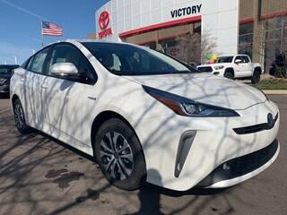 New 2019 Toyota Prius XLE AWD-e Hatchback JTDL9RFU2K3004568