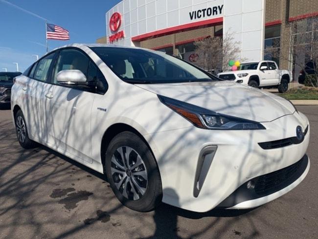 New 2019 Toyota Prius XLE AWD-e Hatchback JTDL9RFU2K3004568 JTDL9RFU2K3004568 for sale near Detroit MI