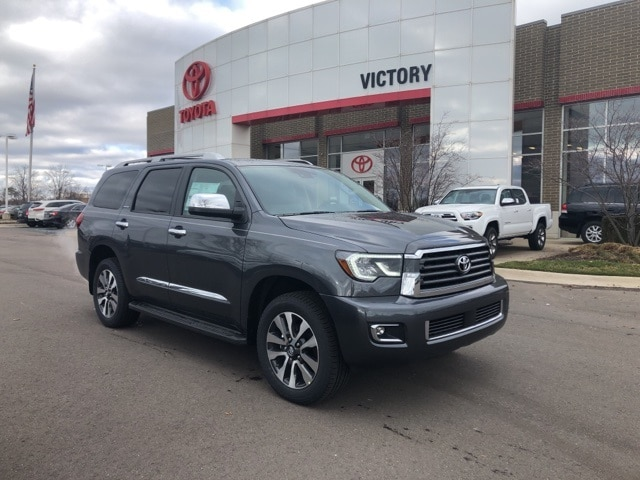 2019 Toyota Sequoia Limited SUV 5TDJY5G15KS167771