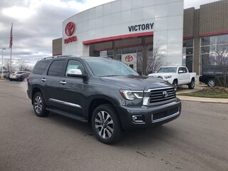 New 2019 Toyota Sequoia Limited SUV 5TDJY5G15KS167771
