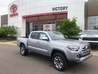 New 2019 Toyota Tacoma Limited V6 Truck Double Cab 3TMGZ5AN9KM229711