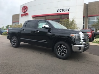 New 2018 Toyota Tundra Limited 5.7L V8 w/FFV Truck CrewMax in Easton, MD
