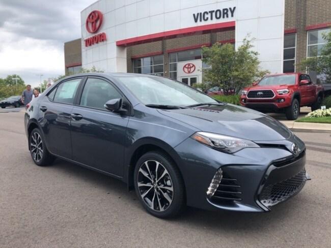 New 2018 Toyota Corolla 1701926 For Sale near Ann Arbor, Detroit ...