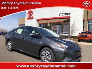 New 2018 Toyota Prius Four Hatchback JTDKARFUXJ3056175