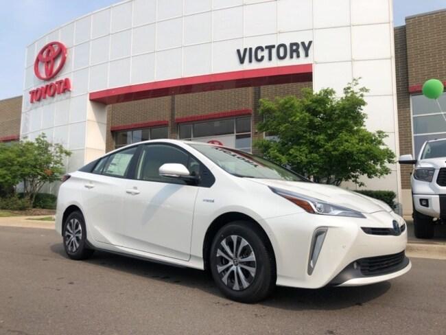 New 2019 Toyota Prius XLE AWD-e Hatchback JTDL9RFU8K3001433 JTDL9RFU8K3001433 for sale near Detroit MI