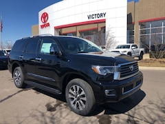 2019 Toyota Sequoia Limited SUV 5TDJY5G1XKS171427