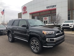 2019 Toyota 4Runner Limited SUV JTEBU5JR0K5664064