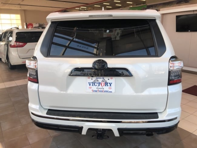 New 2019 Toyota 4Runner 1730524 For Sale near Ann Arbor, Detroit, Dearborn,  Southfield - Canton MI Area