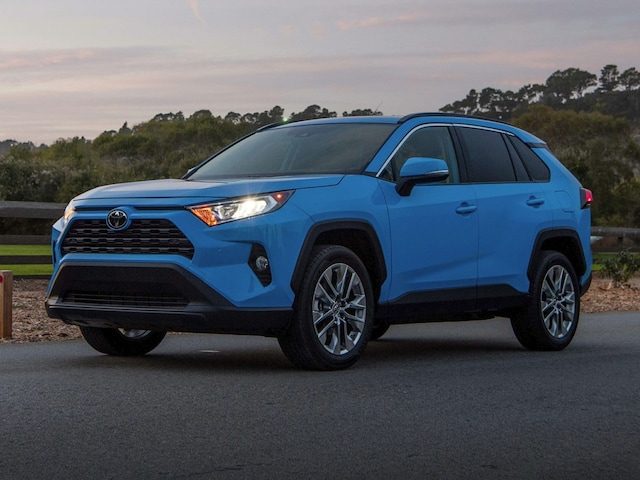 New 2019 Toyota RAV4 1727375 For Sale near Ann Arbor, Detroit, Dearborn,  Southfield - Canton MI Area
