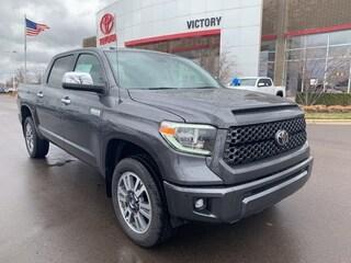 New 2019 Toyota Tundra Platinum 5.7L V8 Truck CrewMax 5TFAY5F17KX835288