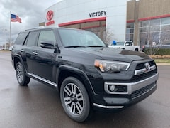 2019 Toyota 4Runner Limited SUV JTEBU5JR0K5685531