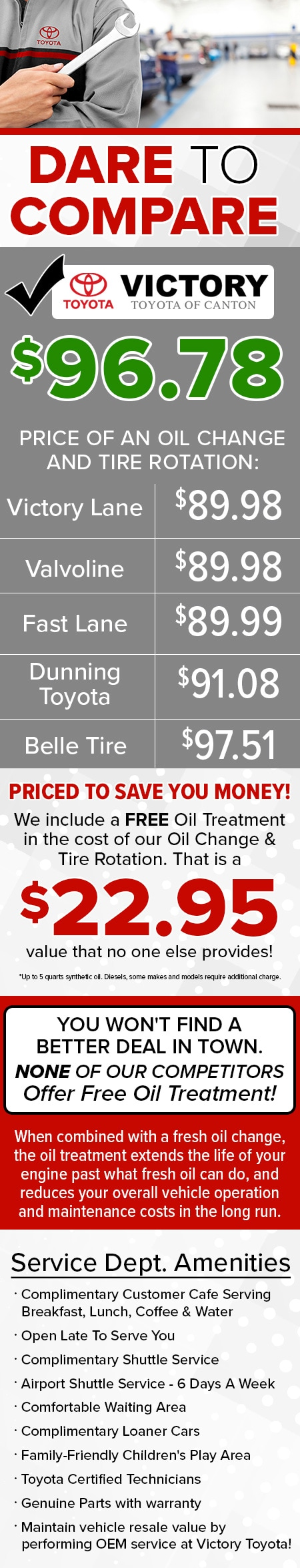 Toyota Service Appointment >> Schedule Your Service Appointment Online Victory Toyota Of