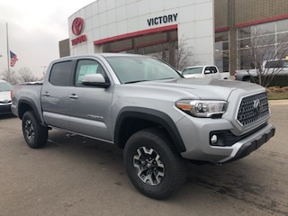 New 2019 Toyota Tacoma TRD Off Road V6 Truck Double Cab 5TFCZ5AN6KX175874