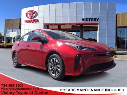 2020 Toyota Prius Limited Hatchback JTDKARFU1L3118484